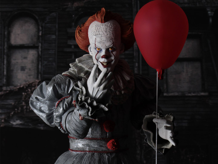 Neca Pennywise Grippesou Toyfair 2019 Action Figurine 2017 2