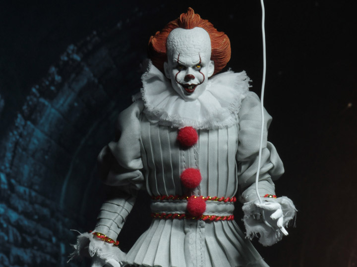 Neca Pennywise Grippesou Toyfair 2019 Action Figurine 2017 Deluxe