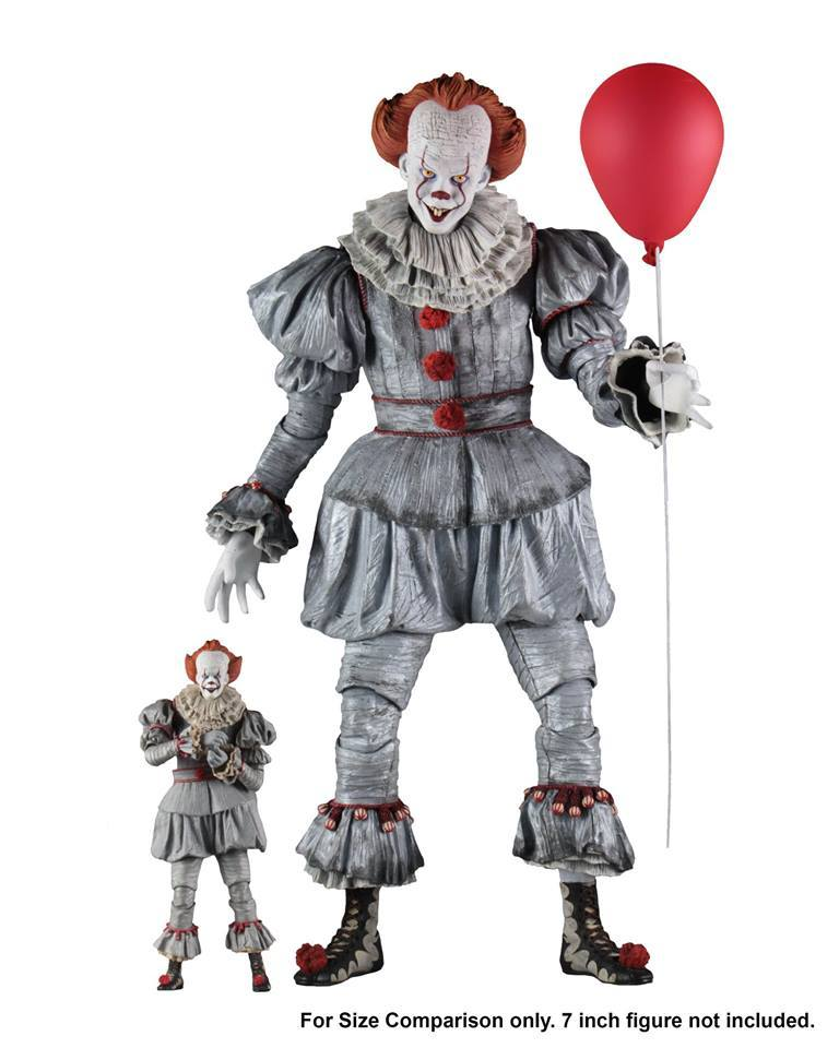 Neca Pennywise Grippesou Toyfair 2019 Action Figurine 2017