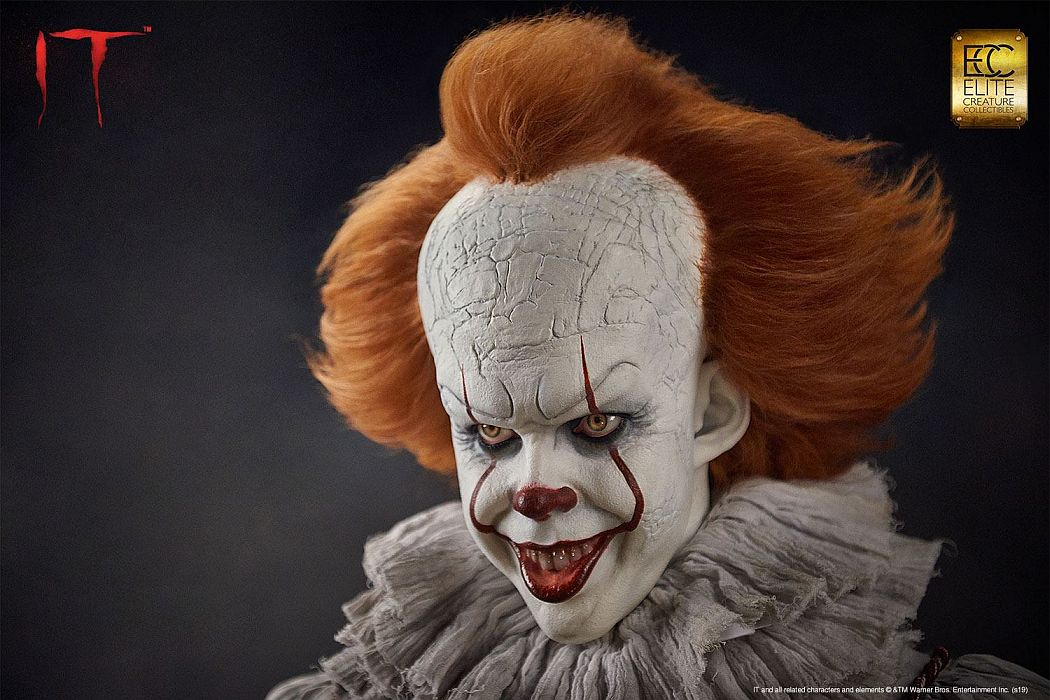 Pennywise Buste Elite Creature Collectibles 3