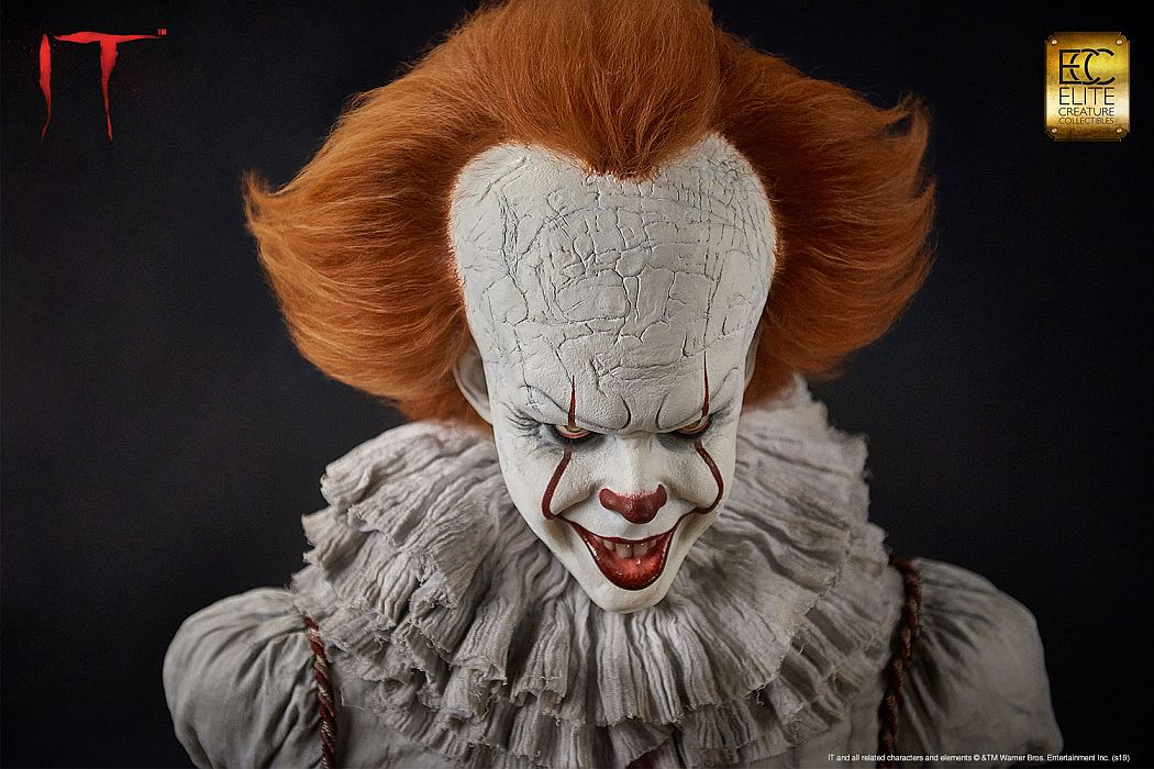 Pennywise Buste Elite Creature Collectibles 5