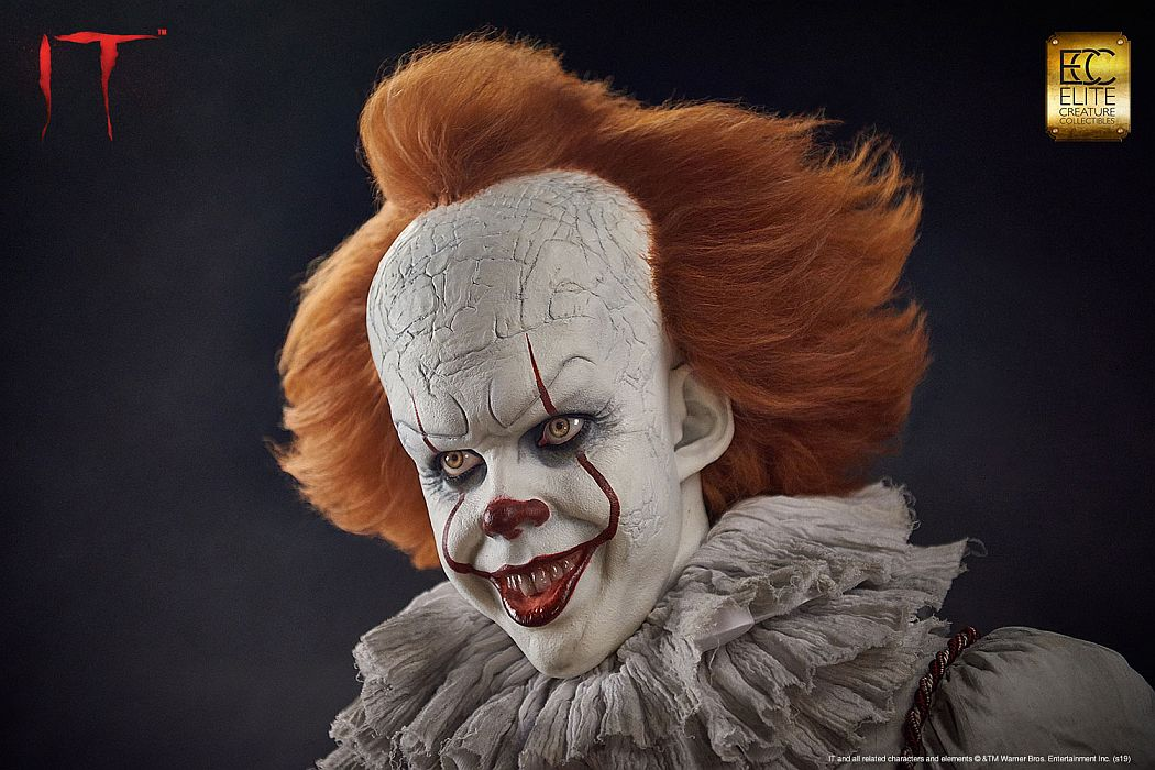 Pennywise Buste Elite Creature Collectibles 6