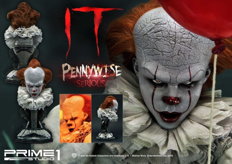 Pennywise Buste Prime1studio 4