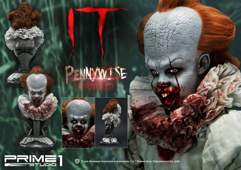 Pennywise Buste Prime1studio 5