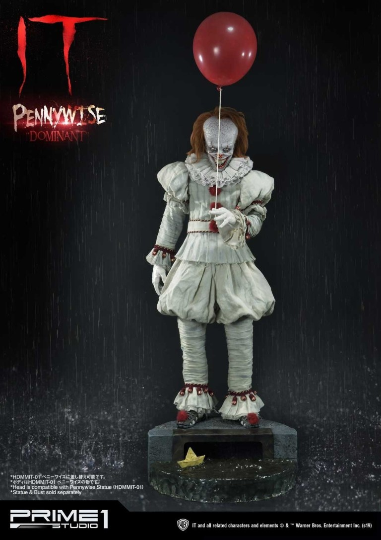Pennywise Buste Prime1studio 6
