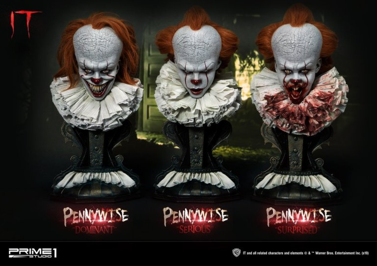 Pennywise Buste Prime1studio 7