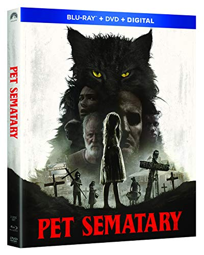 Pet Sematary Simetierre 2019 Bluray
