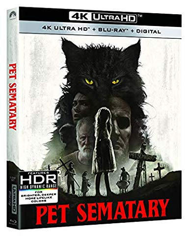 Pet Sematary Simetierre 2019 Hdr