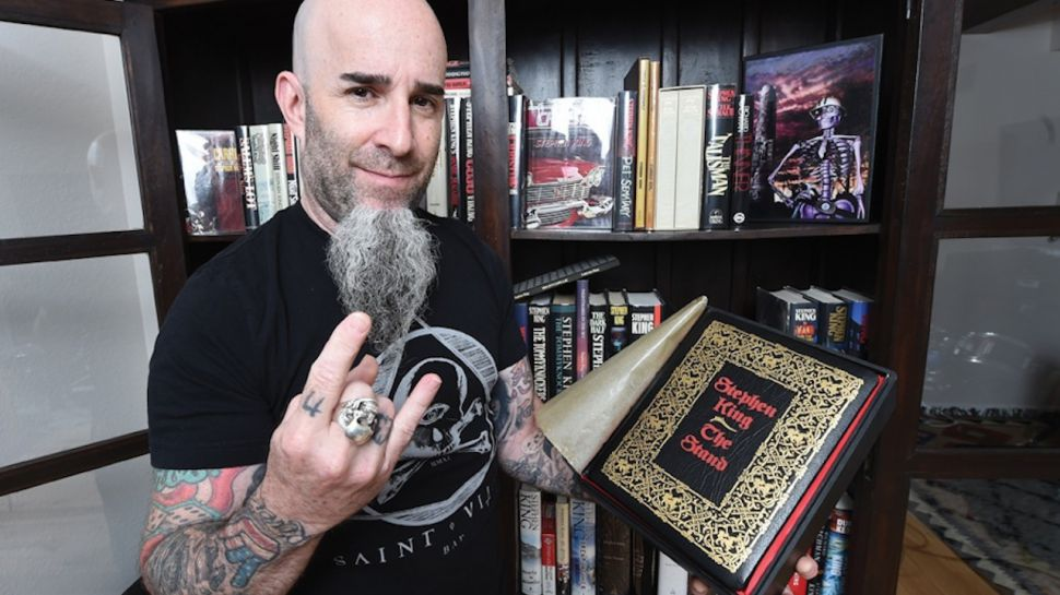 Scott Ian Guitariste Anthrax