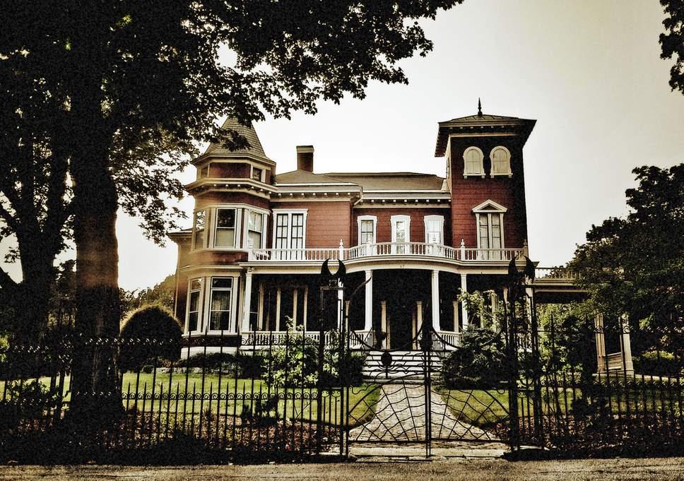 Stephen King Maison Bangor