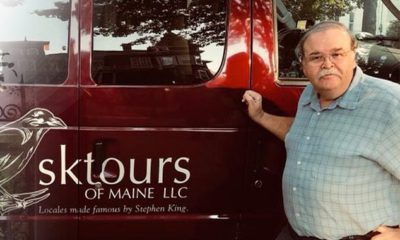 Stephenking Tours Of Maine Stuart Tinker Cover