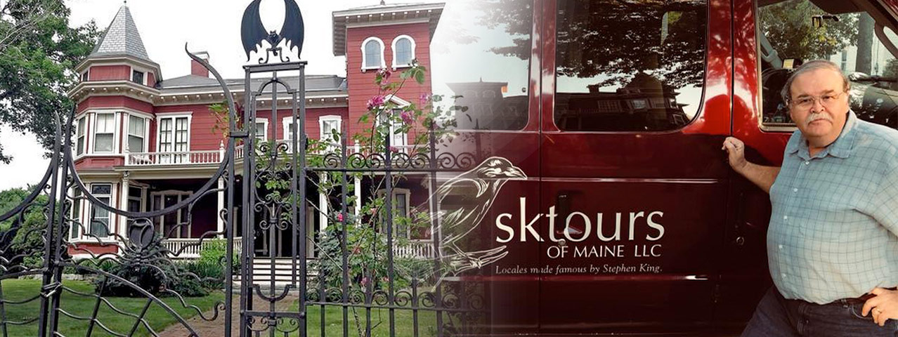 Stephenking Tours Of Maine Stuart Tinker