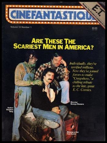 Tom Savini Stephenking Cinefantastique