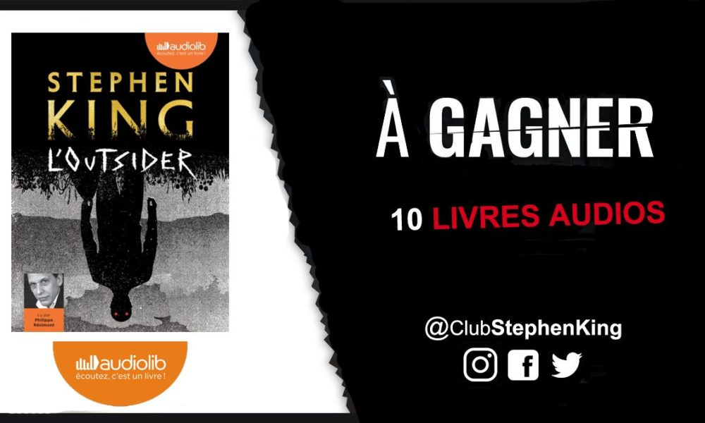 Concours Audiolib Outsider