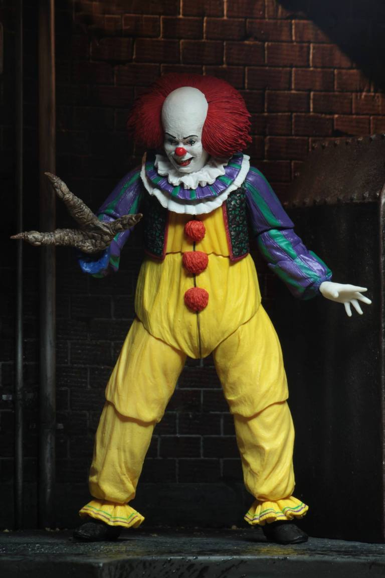 Neca Ultimate Pennywise1990 V2 P1