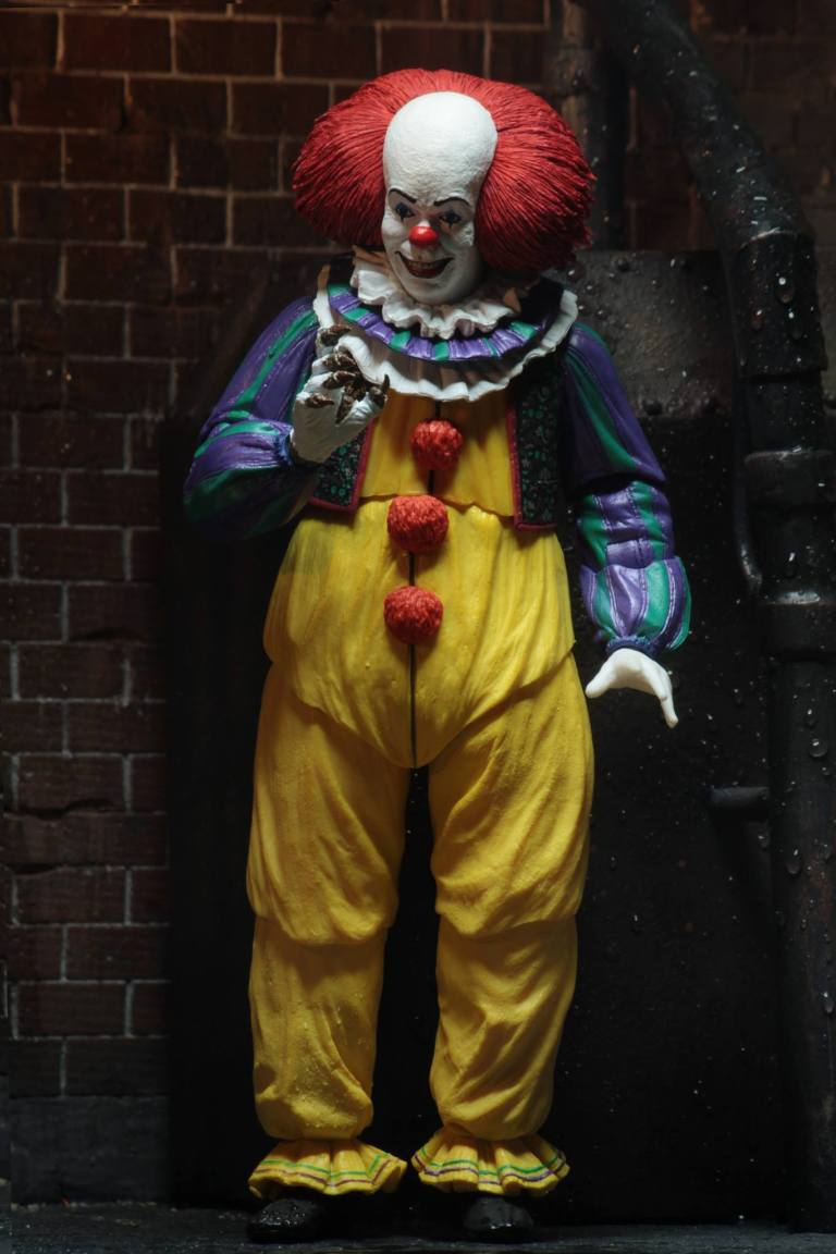 Neca Ultimate Pennywise1990 V2 P3