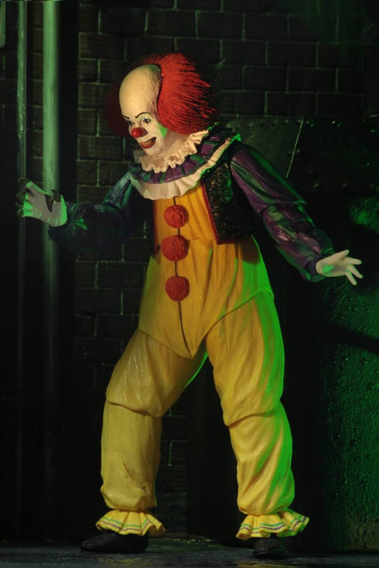Neca Ultimate Pennywise1990 V2 P4
