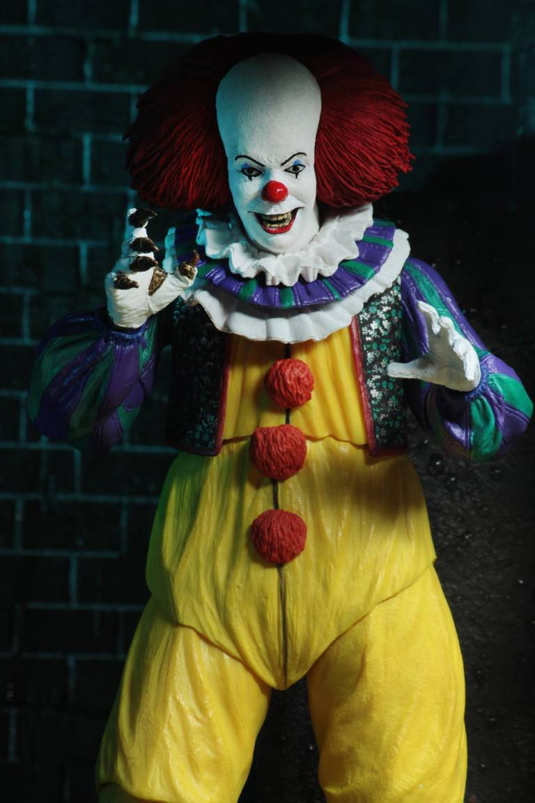 Neca Ultimate Pennywise1990 V2 P6