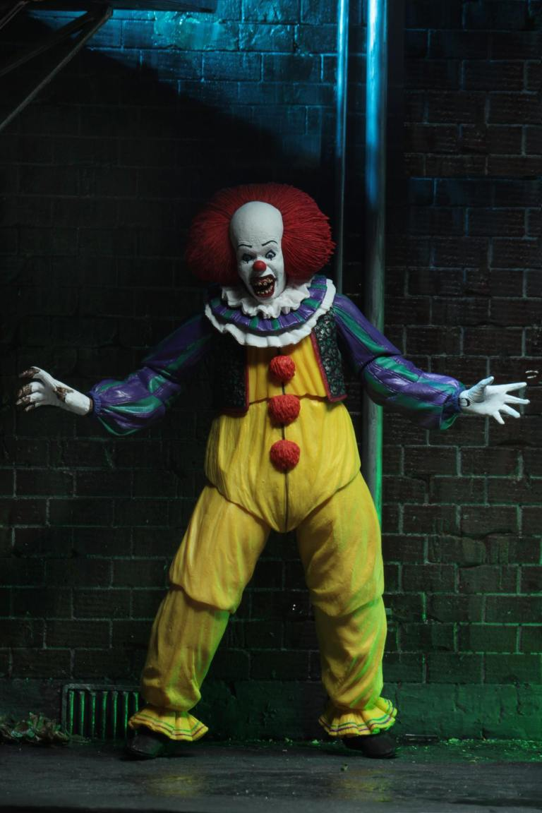 Neca Ultimate Pennywise1990 V2 P8