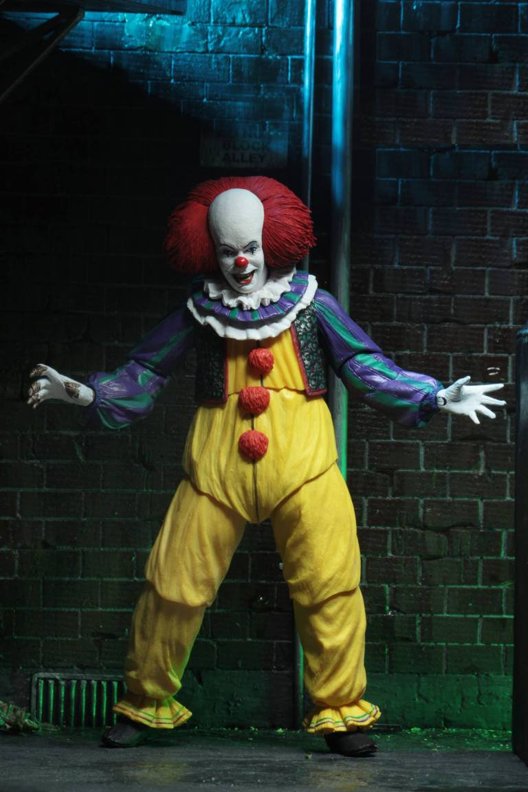 Neca Ultimate Pennywise1990 V2 P9