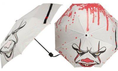 Parapluie Ca It Pennywise Sang Officiel