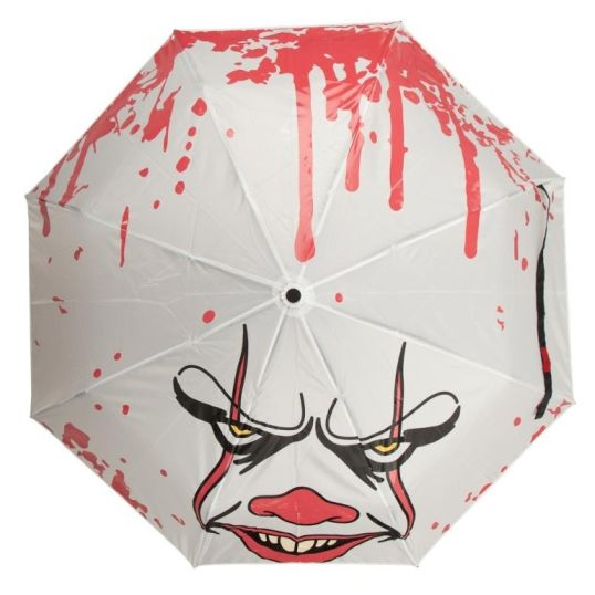 Parapluie Ca It Pennywise Sang Officiel 4