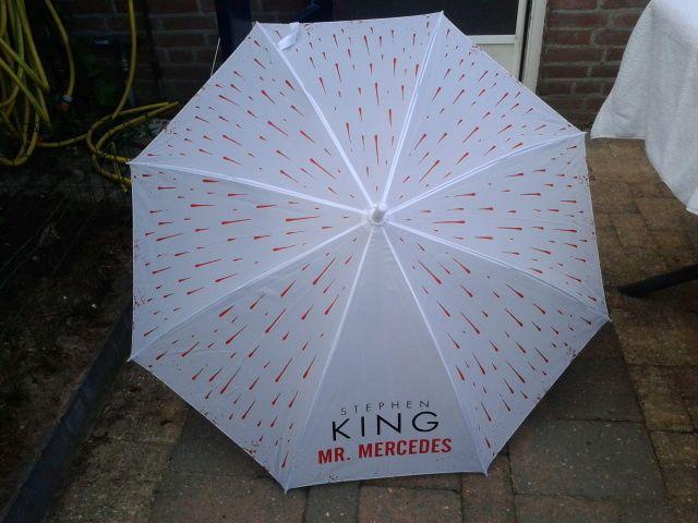 Parapluie Mrmercedes Paysbas Stephenking