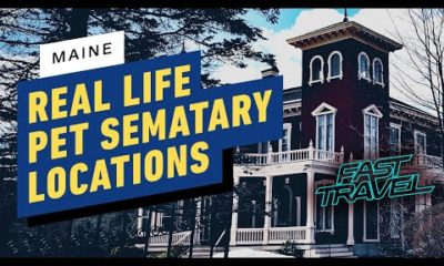 Real Life Pet Sematary Locations Youtube Video