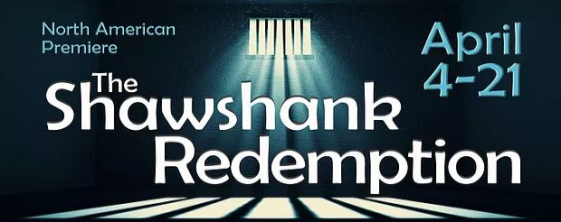 Shawshank Redemption Adaptation Theatre Les Evades Stephenking