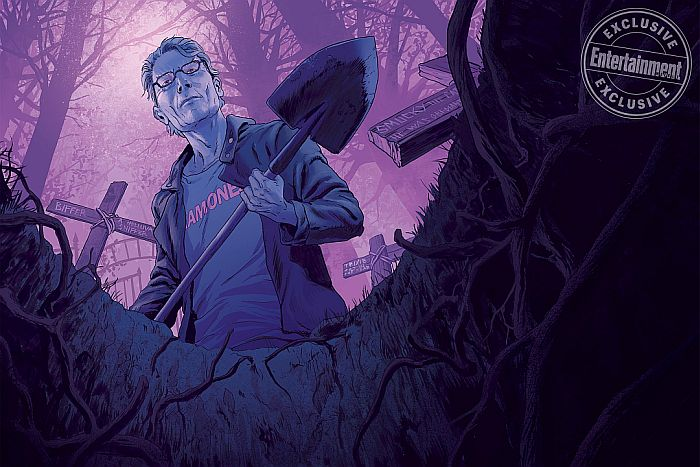 Stephenking Interview Entertainment Weekly Simetierre Petsematary