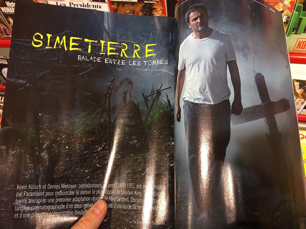 Stephenking Simetierre Magazine Cinemateaser