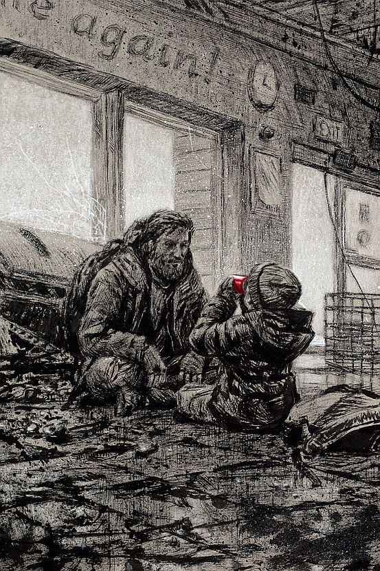 Theroad Suntup Limited Illustration 1