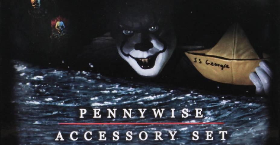 Neca It Accessory Pack 000