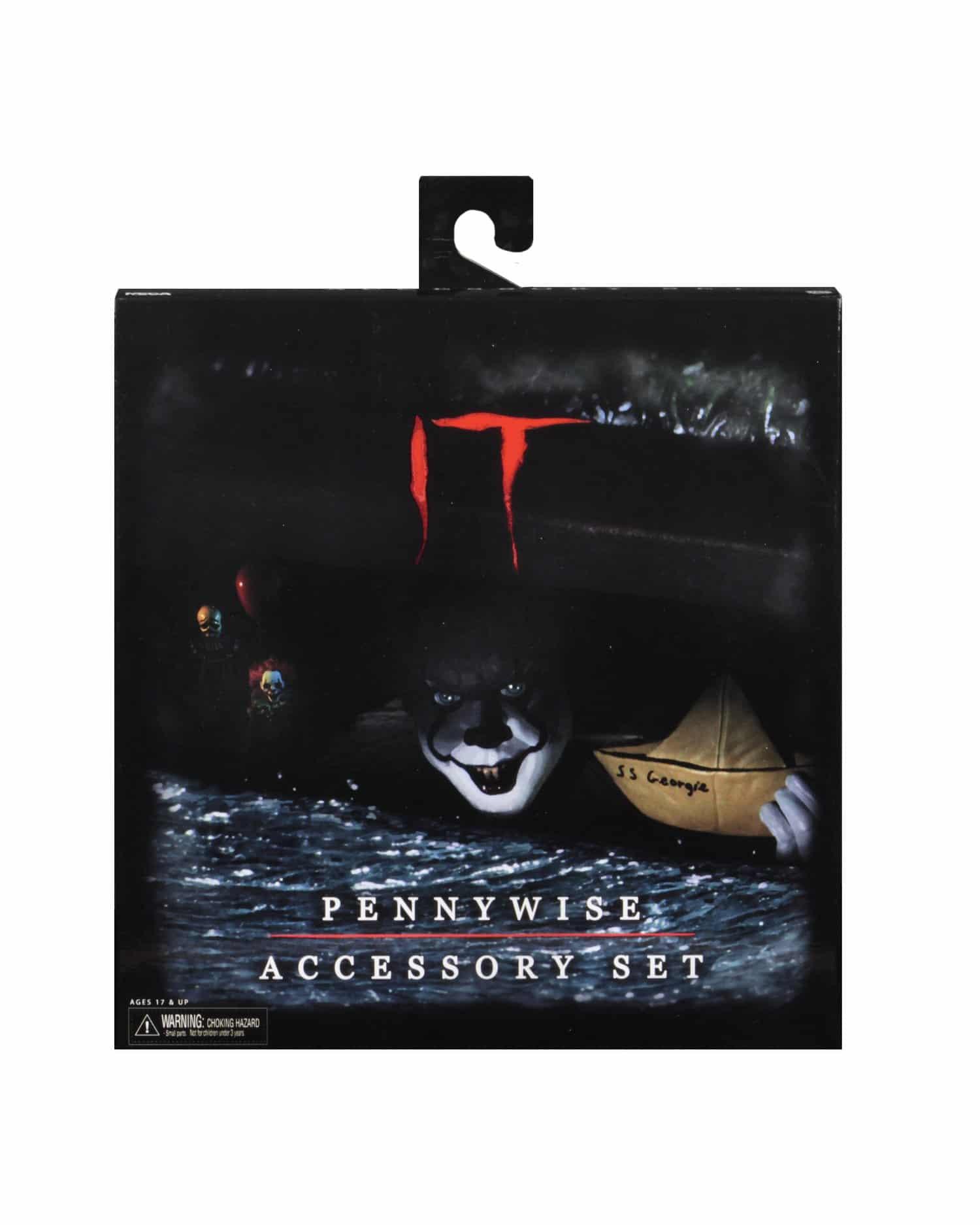 Neca It Accessory Pack 001