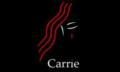 Carrie Musical 1988 Logo2