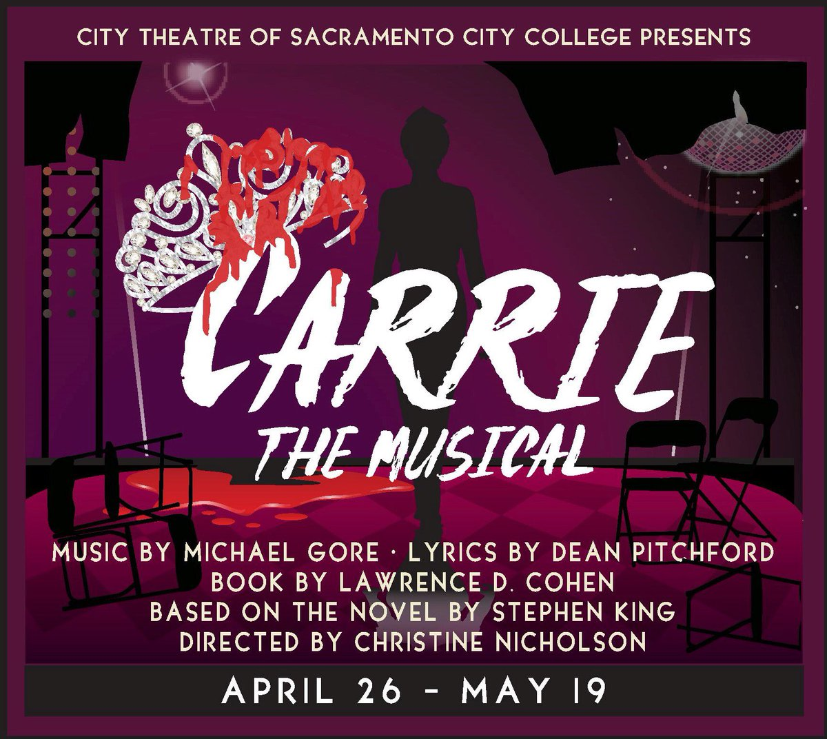 Carrie The Musical 2019 College