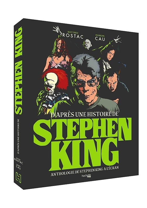Dapres Une Histoire De Stephenking Couverture 3d