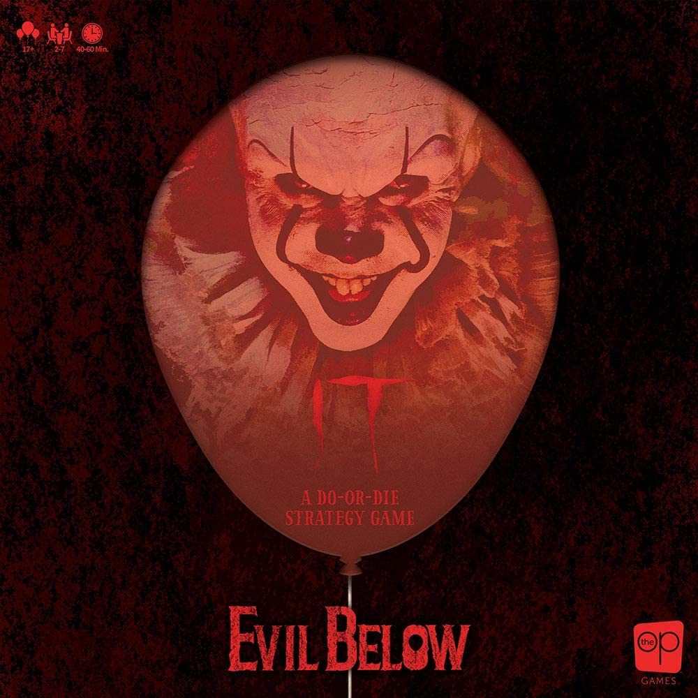 It Evil Below Jeu Societe 01