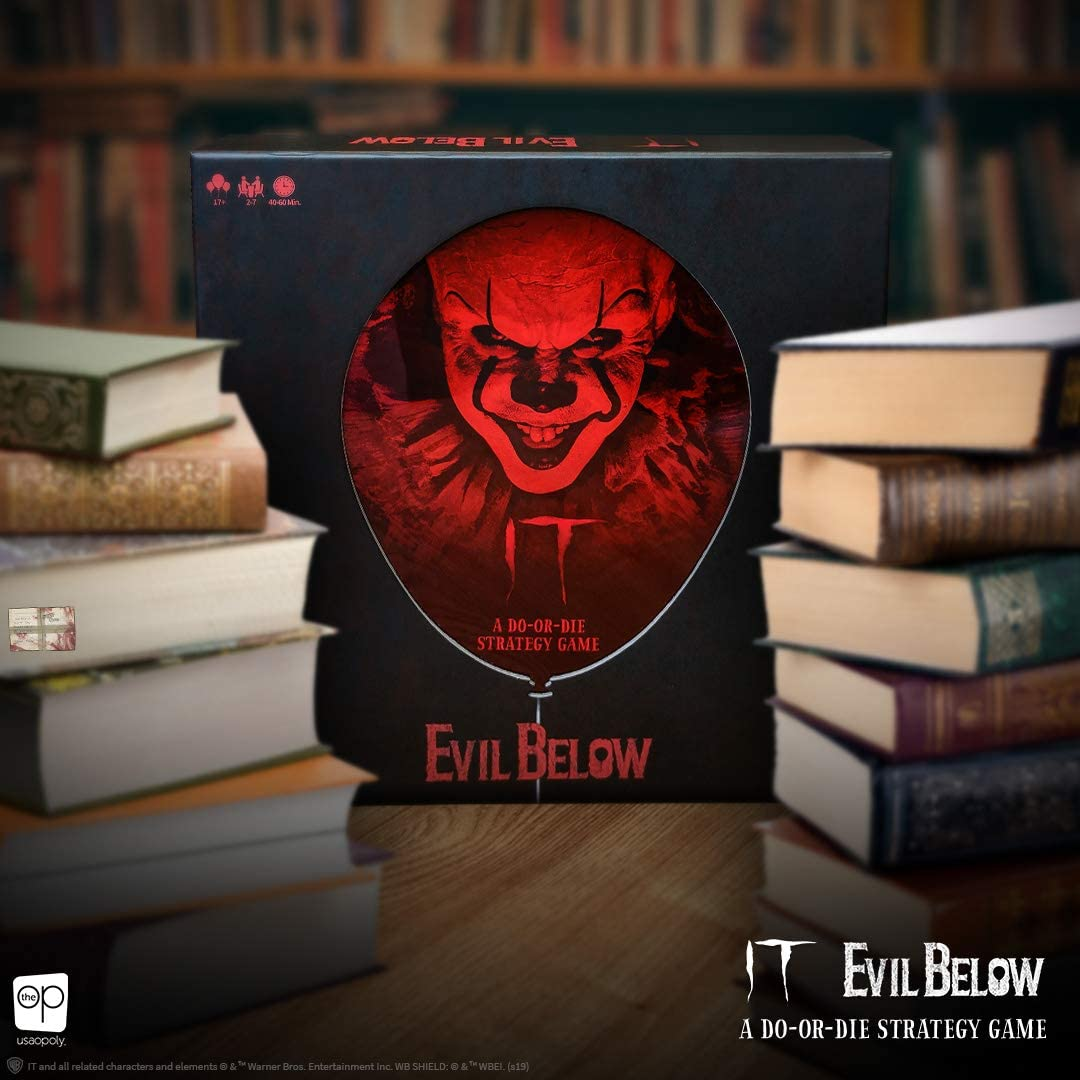 It Evil Below Jeu Societe 05