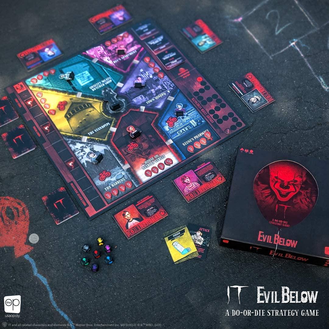 It Evil Below Jeu Societe 06