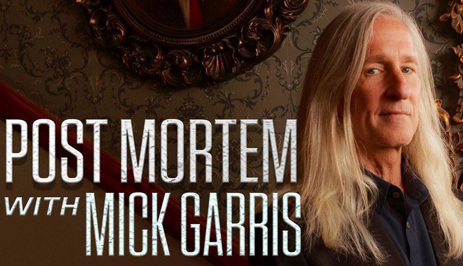 Postmortem Mick Garris Stephenking