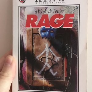 Rage Stephenking Richardbachman