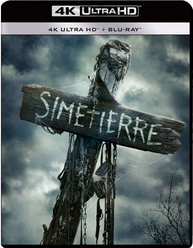 Simetierre 2019 Steelbook 4k Francais