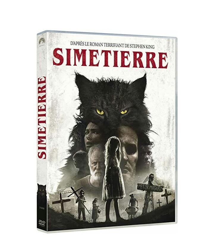 Simetierre 2019 Stephenking Dvd