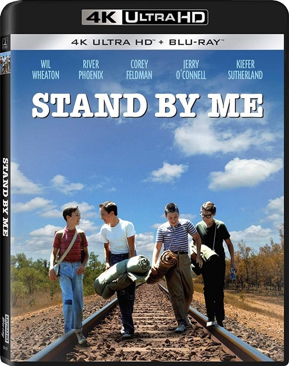 Standbyme Bluray 4k