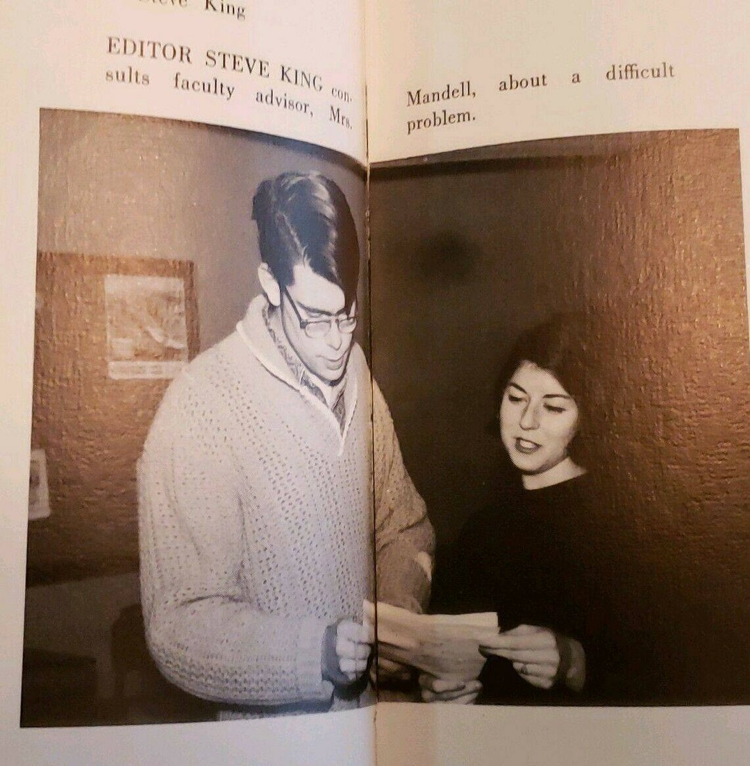 Stephenking 1965 Yearbook 03