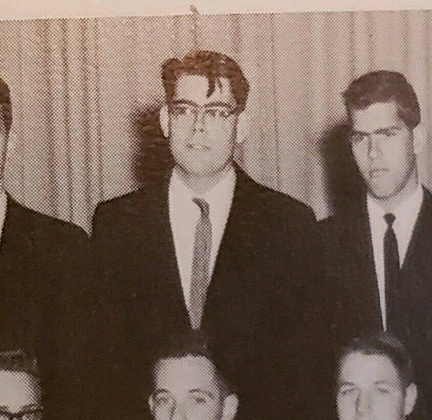 Stephenking 1965 Yearbook 05