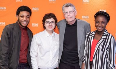 Stephenking Encourage Jeunes Auteurs