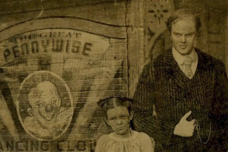 Histoire de Pennywise