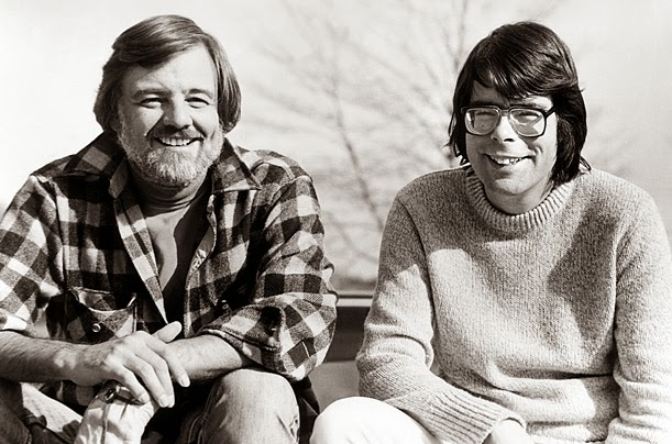 George Romero And Stephen King